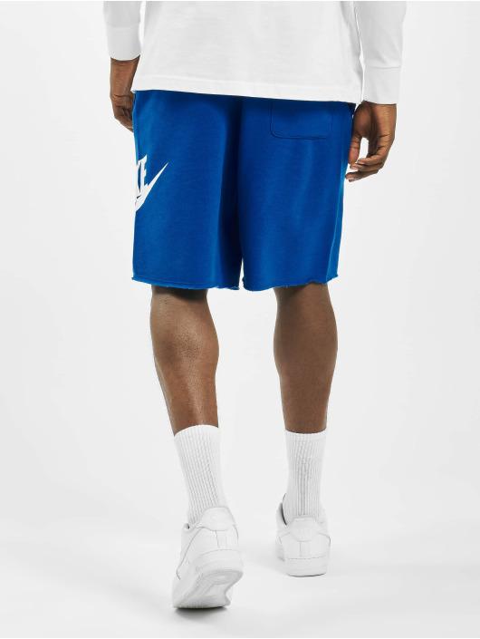 Nike Šortky HE FT Alumni modrá