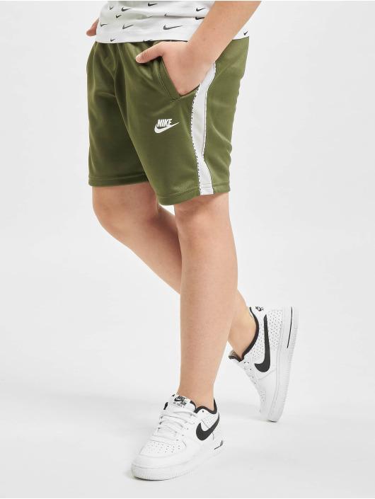 Nike Šortky Repeat PK olivová