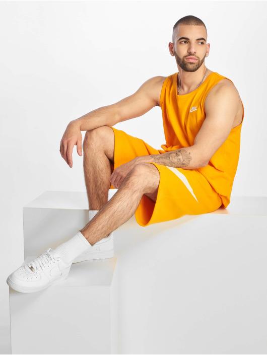 Nike Šortky EXP BB oranžová