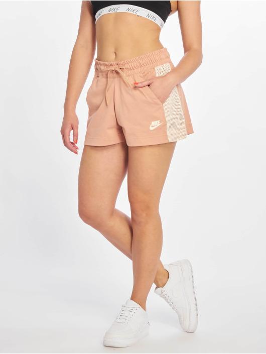 Nike Šortky Mesh růžový