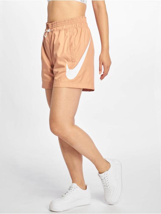 Nike Šortky Woven ružová