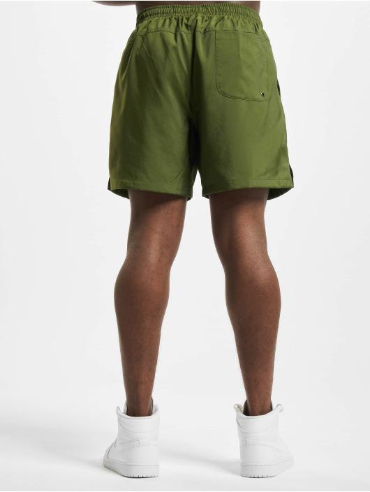 Nike Šortky Flow zelený