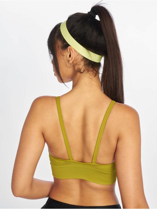 Nike Športová podprsenka Light zelená