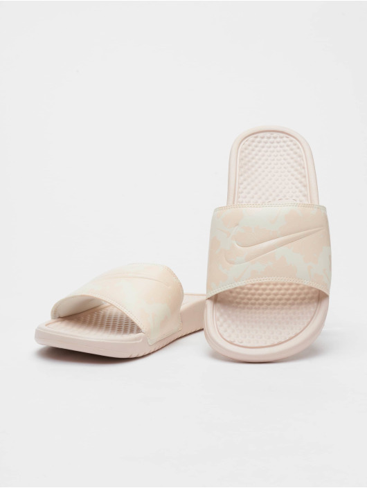 Nike Žabky Benassi JDI Print béžová
