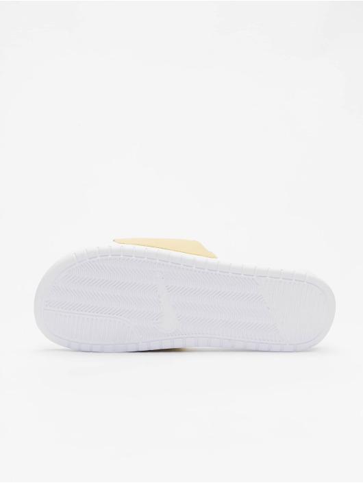 Nike Žabky Benassi JDI biela