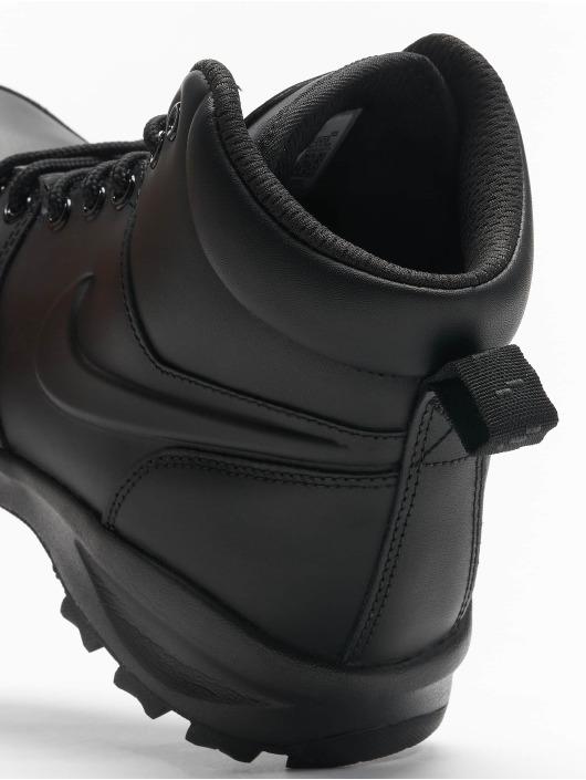 Nike Ботинки Manoa Leather черный