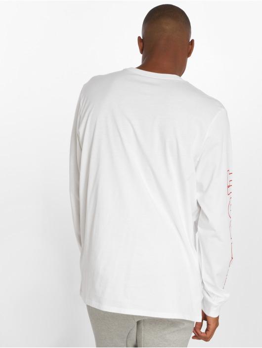 Nike Водолазка Justdoit белый