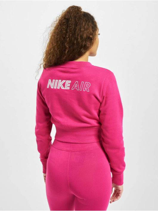 Nike Водолазка W Nsw Air лаванда