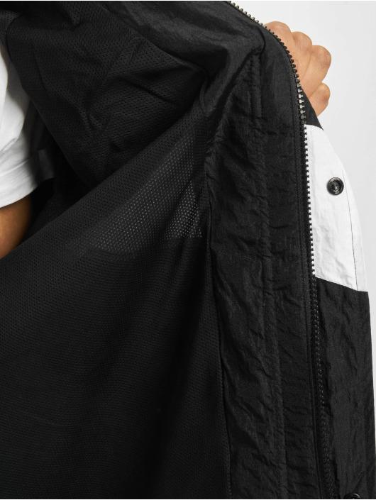 Nike Демисезонная куртка Swoosh Woven Lnd черный
