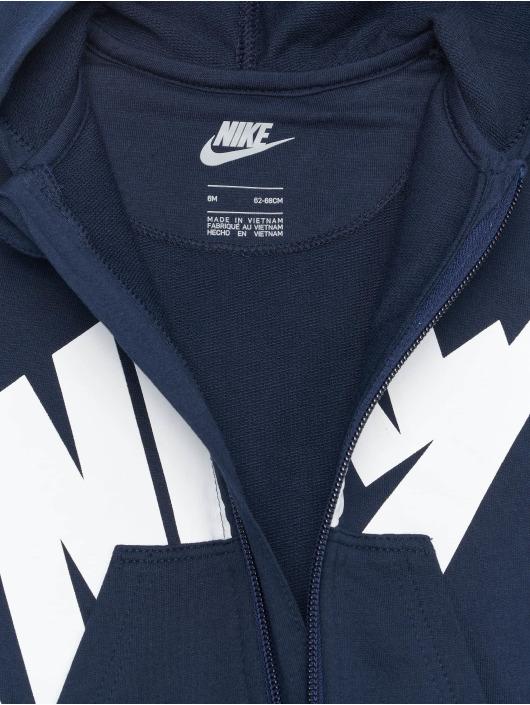 Nike Комбинезоны All Day Play синий