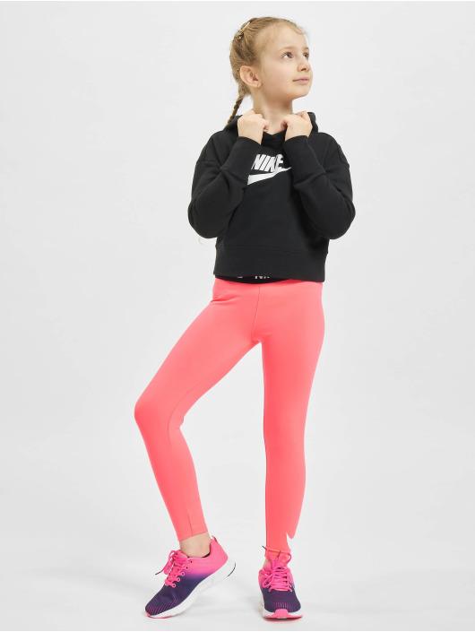 Nike Леггинсы Dri Fit Sport Essentials Swoosh лаванда