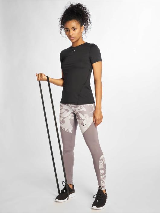 Nike Леггинсы Forest Camo серый