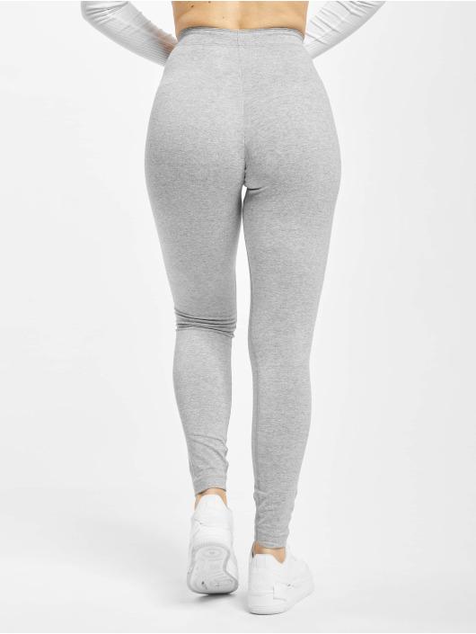 Nike Леггинсы Club AA серый