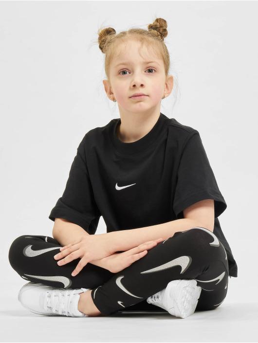 Nike Леггинсы Favorites Aop черный