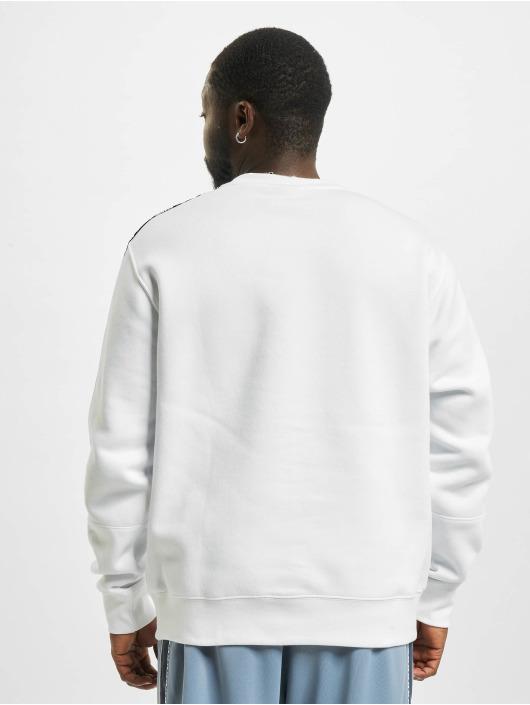Nike Пуловер Fleece белый