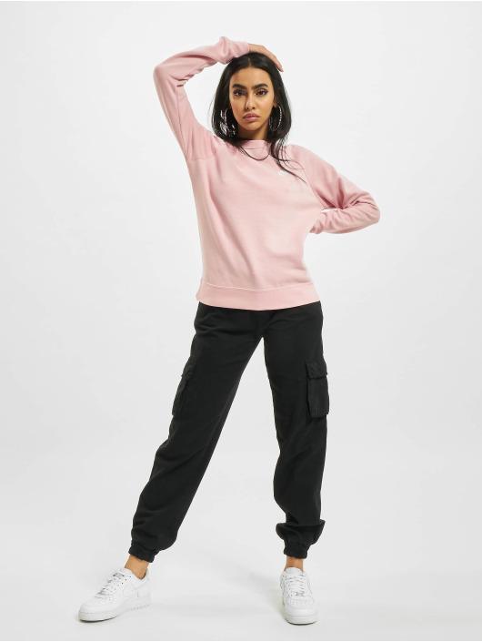 Nike Пуловер W Nsw Essntl Flc Crew лаванда
