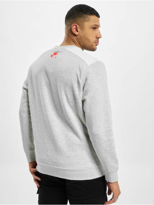 Nike Пуловер M Nsw Air Flc Crew серый
