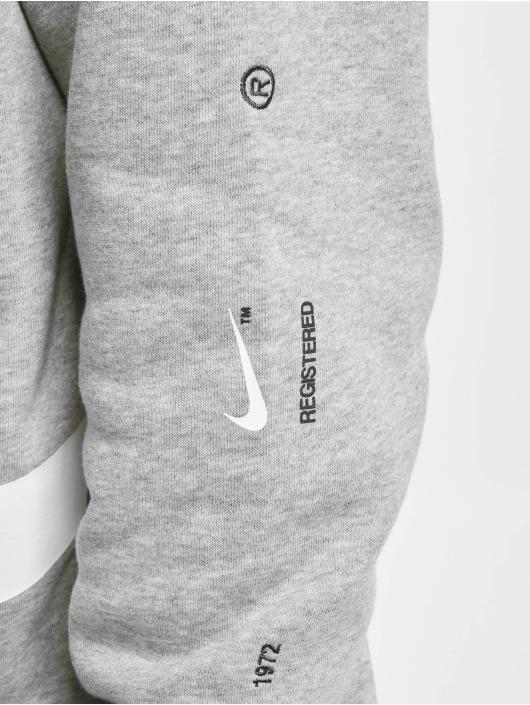 Nike Пуловер Swoosh Sbb Crew серый