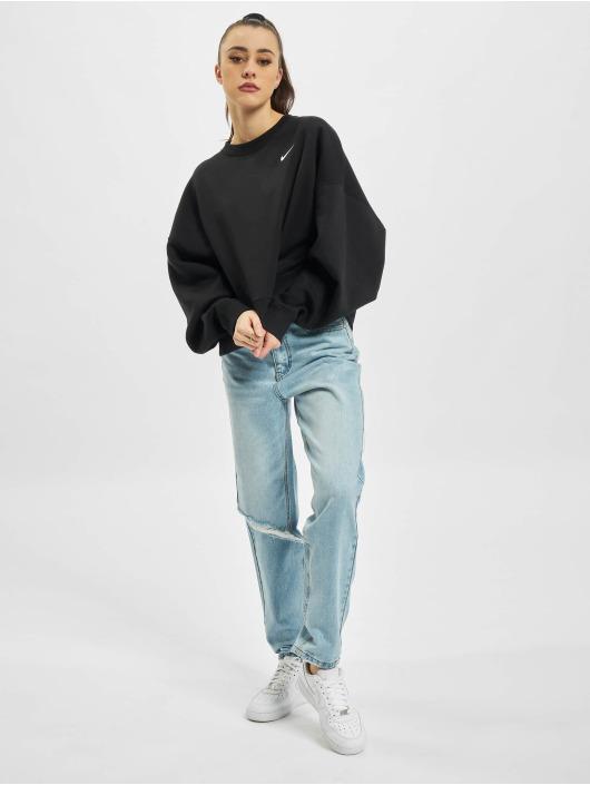 Nike Пуловер Fleece Trend черный