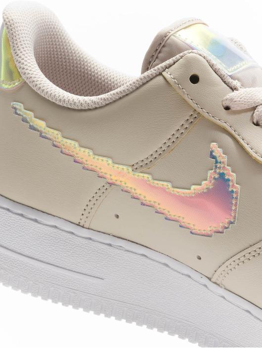 Nike Сникеры Air Force 1 '07 LV8 бежевый
