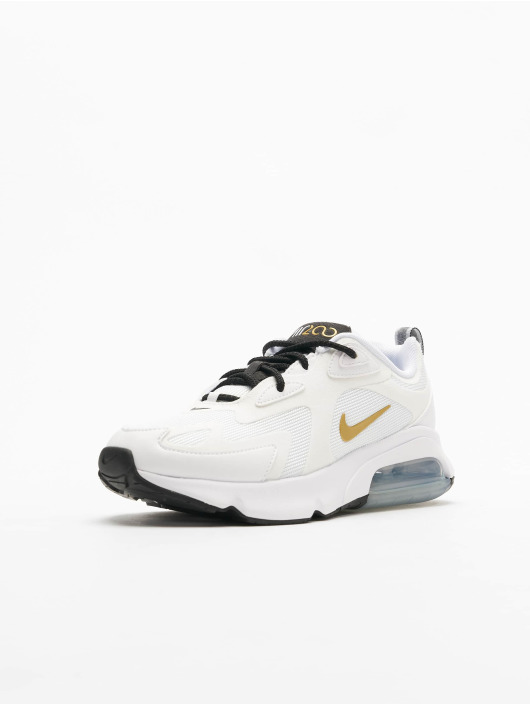 Nike Сникеры Air Max 200 белый
