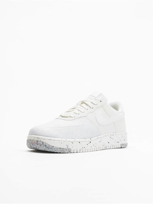Nike Сникеры W Air Force 1 Crater белый