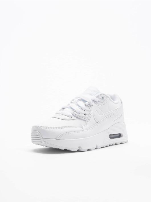 Nike Сникеры Air Max 90 Ltr (PS) белый