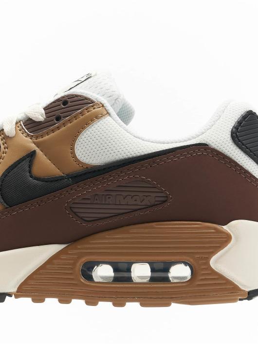 Nike Сникеры Air Max 90 коричневый