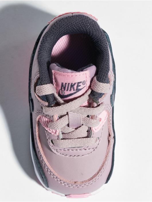 Nike Сникеры Air Max 90 Leather розовый