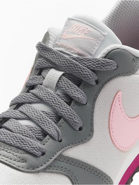 Nike Сникеры Mid Runner 2 (GS) серый