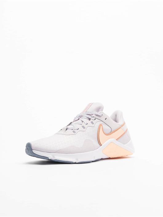 Nike Сникеры W Legend Essential 2 серый