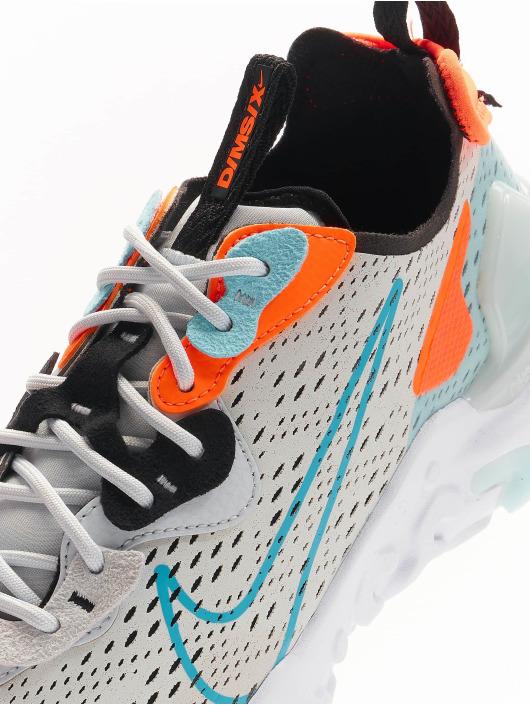 Nike Сникеры React Vision серый
