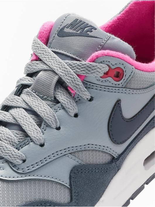 Nike Сникеры Air Max 1 (GS) синий