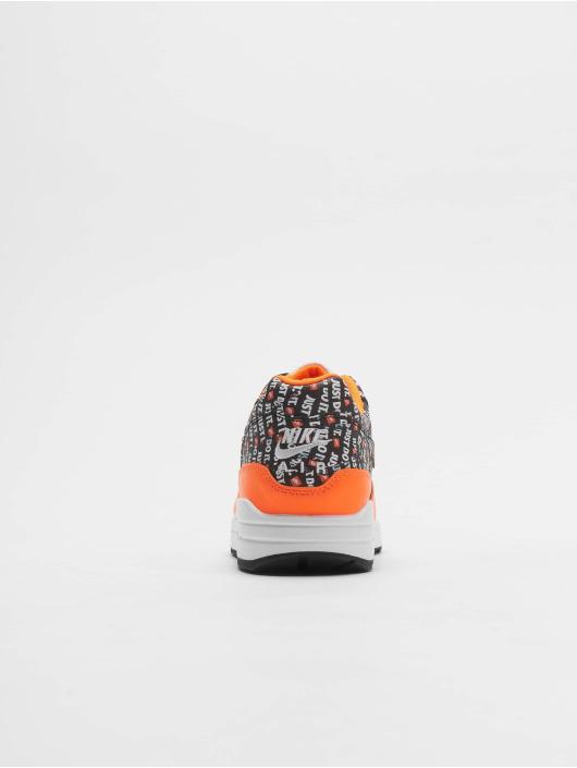 Nike Сникеры Mike Air Max 1 Premium черный