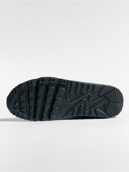Nike Сникеры Air Max 90 SE Mesh (GS) черный
