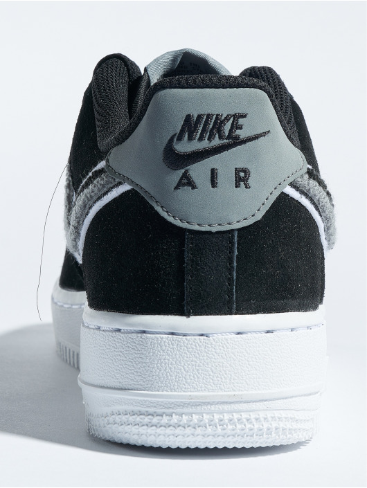 Nike Сникеры Air Force 1 LV8 черный