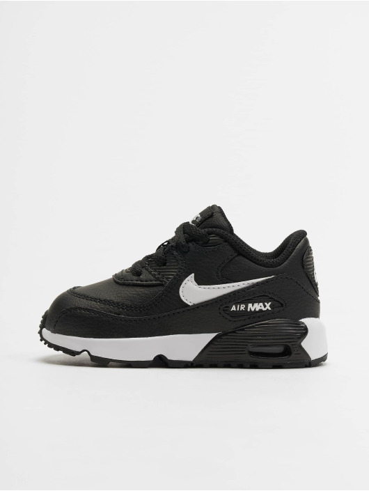 Nike Сникеры Air Max 90 Leather (TD) черный
