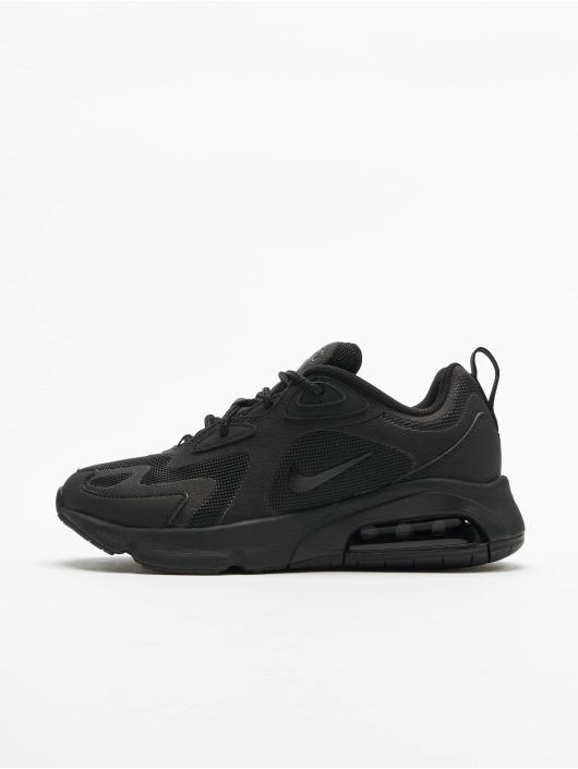 Nike Сникеры Air Max 200 черный