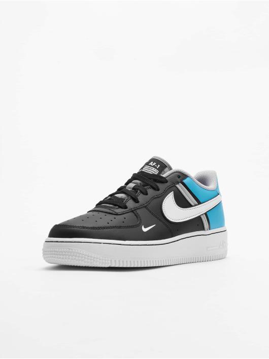 Nike Сникеры Air Force 1 LV8 2 черный