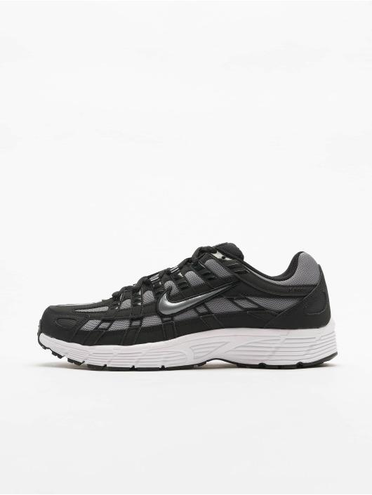 Nike Сникеры P-6000 черный