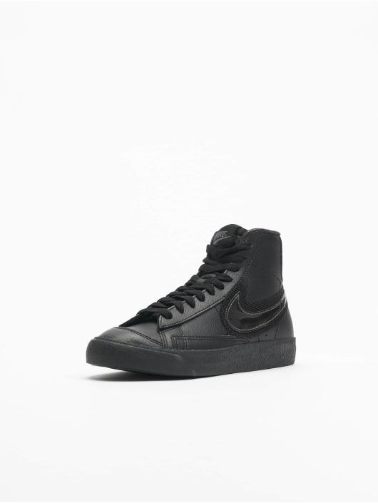 Nike Сникеры Blazer Mid '77 черный