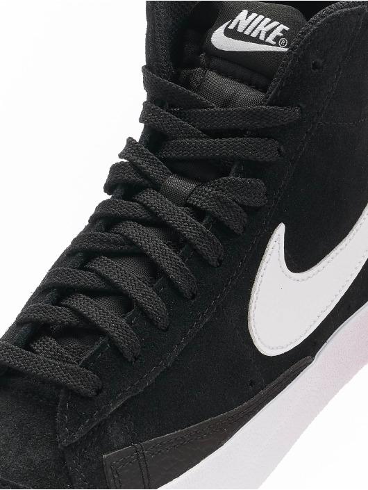Nike Сникеры Wmns Blazer Mid '77 черный