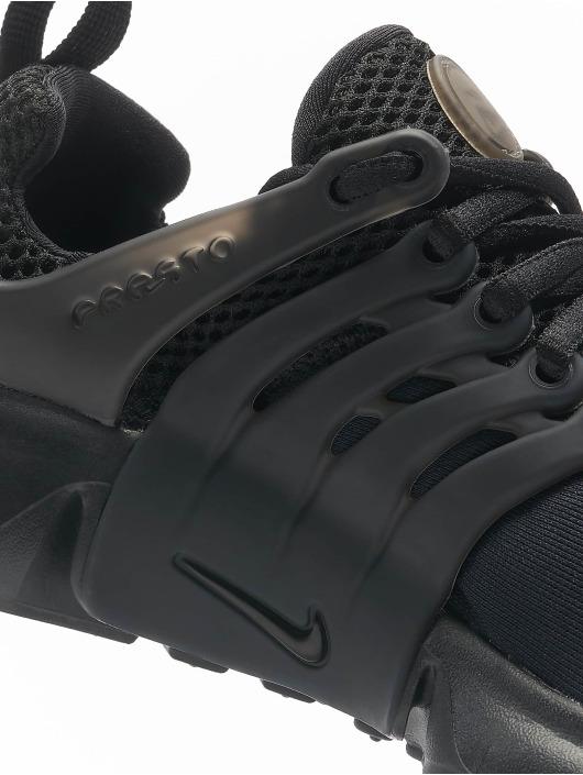 Nike Сникеры Presto (GS) черный