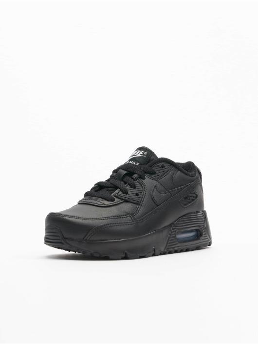 Nike Сникеры Air Max 90 Ltr (PS) черный
