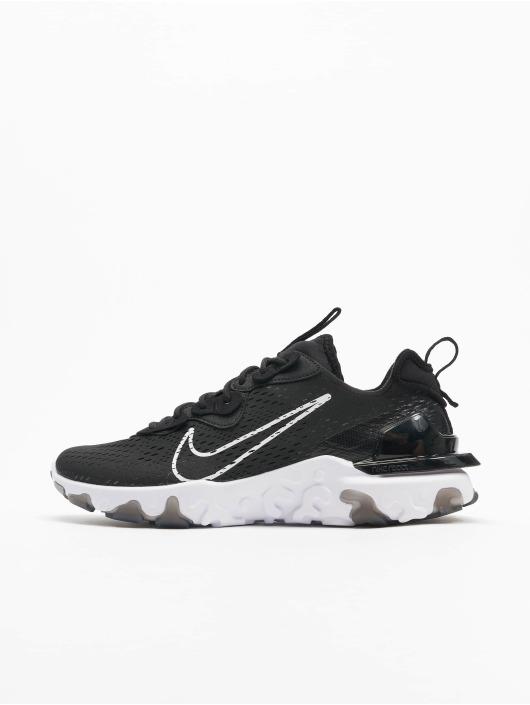 Nike Сникеры React Vision черный