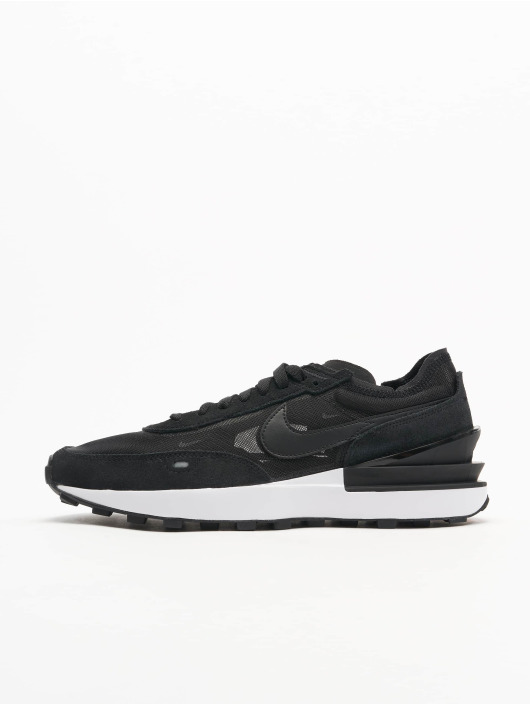Nike Сникеры Waffle One черный