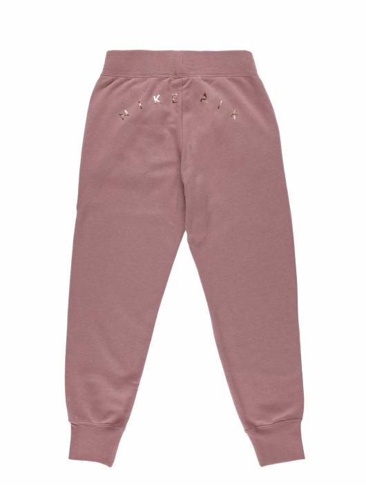 Nike Спортивные брюки Air Regular Fleece лаванда
