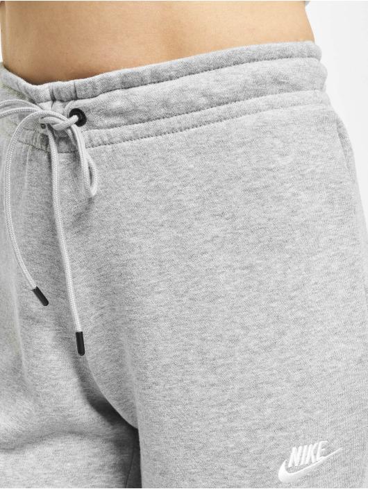 Nike Спортивные брюки Essential Tight серый