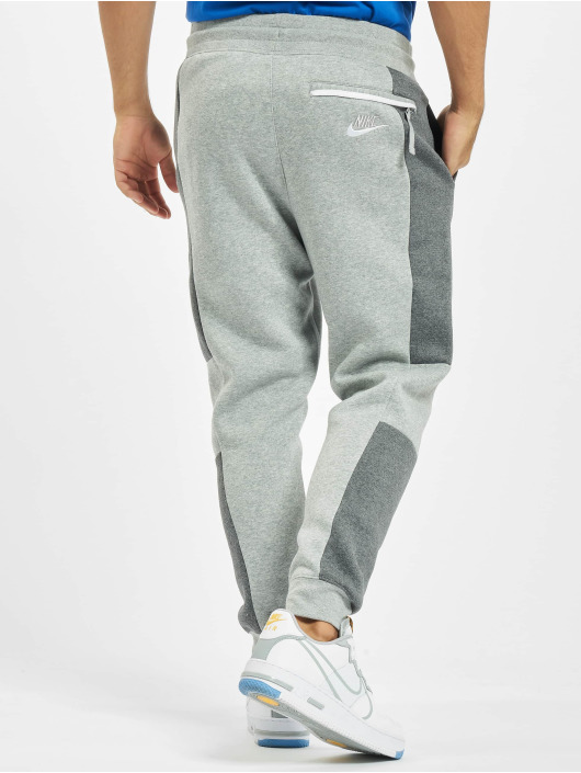 Nike Спортивные брюки Air серый