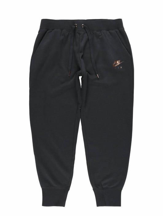 Nike Спортивные брюки Regular Fleece черный